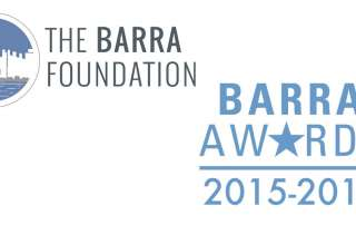 Grant from The Barra Foundation