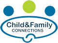 Child & Family Connections, Inc. Sticky Logo